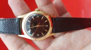 Đồng hồ Berkley mặt bao công chính hãng thụy sỹ