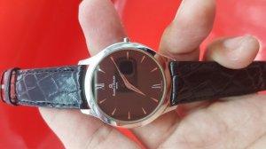 Đồng hồ Baume & Mercier nam size 35mm chính hãng thụy sỹ