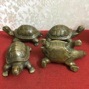 Cụ Rùa được ví như thần tài hàng đẹp giá rẻ cho Ace kinh doanh và sưu tầm. Chất liệu: Đồng đúc. Kích