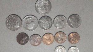 Xuliberty các năm có 1 đồng in lỗi