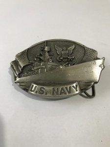 Mặt Dây Nịt US NAVY - MADE IN USA - Đồ Xưa - hàng xách tay Từ Mỹ