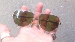Mắt kính Vistar bọc vàng 1/20 12kgf