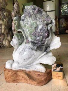 BẮP CẢI - ĐÁ VIỆT NAM THIÊN NHIÊN, nặng 15,5kg
