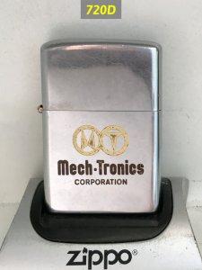 Z.720D-chữ xéo 1972 -Mech -tronics