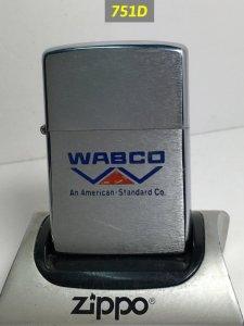 Z.751D-chữ xéo 1975 -WABCO