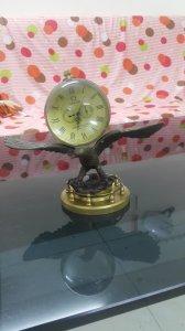 Đồng hồ quả cầu Omega đại bàng lên dây tự động