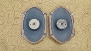 Đôi loa tép HUNGARY 15,5 cm x 10,3 cm (Made in Hungary)