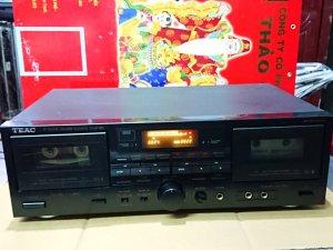 Đầu câm cassette Teac W800R mới về rất đẹp