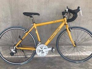 Xe đạp đua RALIEGH (Anh),hàng bãi Nhật