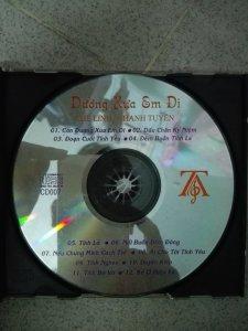 CD NHẠC XƯA XÁCH TỪ MỸ