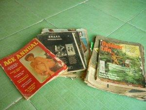 Tạp chí xưa.
