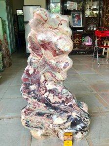 Cây đá Ngũ sắc, nặng 76kg
