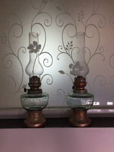 Glưu cặp đèn KLH lùn