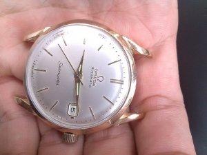 Đồng hồ automatic mạ vàng