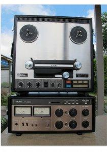 Giao lưu máy hát đầu băng cối TEAC – A7400RX