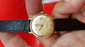 Đồng hồ Bucherer nữ vỏ vàng xưa...