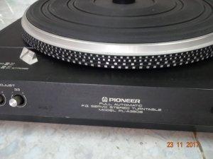 đầu đĩa than Pioner PL-380