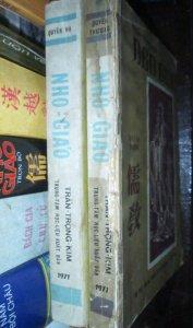 Bộ sách Nho giáo - Trần Trọng Kim