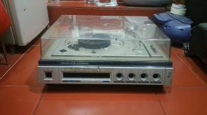 Máy hát quay đĩa Liên Xô cũ xưa (Bán dạng DECO hoặc lấy linh kiện)
