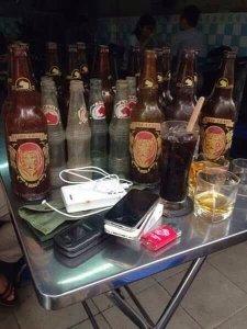Bia và nước ngọt BGI con cọp