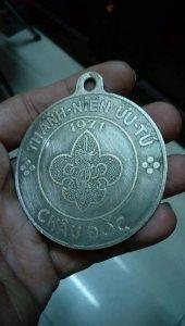 Huy chương Thanh niên Ưu Tú -1971