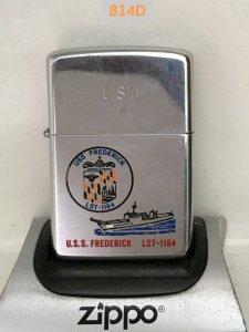 Z.814D - hp chrome 1981 USS FREDERICK LST -1184 ( tàu đổ bộ từng tham gia di tản 1975 tại Sài gòn)