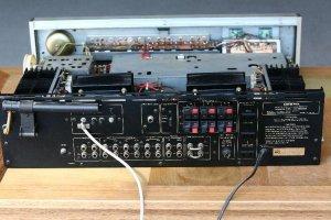 Bán amly onkyo TX-8500 Dòng Ampli Lớn Của hãng Onkyo