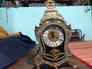 Đồng hồ cổ của Đức hiệu Franz Hermle