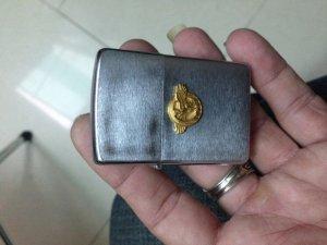 Zippo 1966 Emblem quân đội