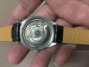 Titoni thuỵ sỹ cổ zin,máy tự động,size 35mm chưa núm
