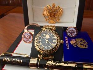 Trình Làng mã số 46A : ĐH chữ ký TT Nga Putin Automatic đính đá Rubi NEW 2018 đẳng cấp
