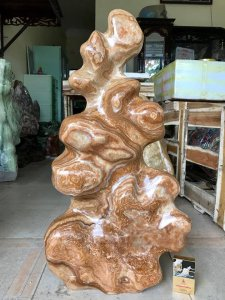 Đá Can xít vàng (thiên nhiên Việt nam), nặng 36kg
