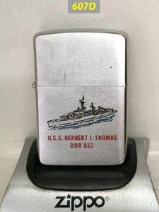 Z.607D-chữ xéo 1959 USS HERBERT J.THOMAS DDR-883 (Tàu khu trục từng tham chiến tạiVn) -