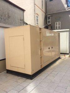 Máy phát điện 400kva cũ zin nguyên bản