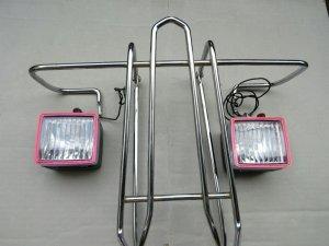 Baga trước + Đèn ( Chưa sử dụng )