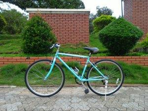 Xe đạp Blue Point - Hàng bãi Nhật