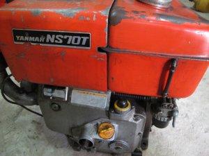 Máy dầu hiệu Yanmar - NS70T