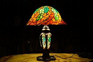 Đèn góc Tiffany (LH: Ms.Hằng 0979.837.869)