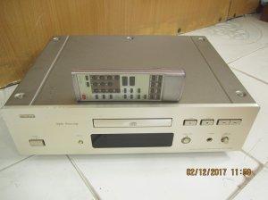 CD DENON 1650AR