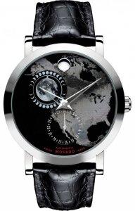 Đồng hồ Movado - Red label Planisphere Limited edition siêu hiếm