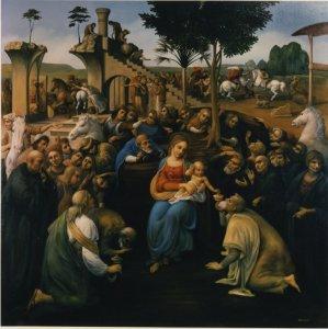 """""""Salvator Mundi"""" – """"Đấng cứu thế"""" của Leonado da Vinci và lịch sử của bức tranh cao giá nhất thế giớ"""