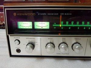 Bán Amply Receive Kenwood KR - 6200 ( Hoa Hậu - Kim Vàng Giọt Lệ )