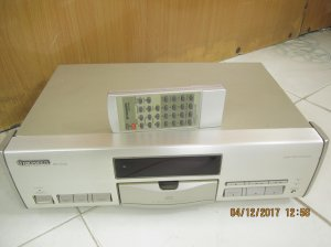 CD PIONEER T04