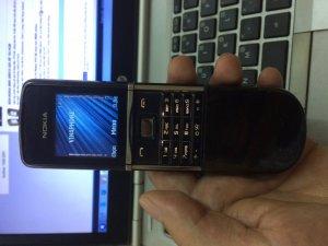 Cần bán Nokia 8800 Sirico Black