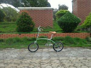 Xe đạp xếp FlyWay - Hàng bãi Nhật