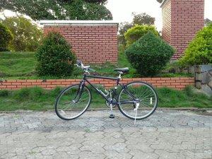 Xe đạp BluePoint tím - Hàng Bãi Nhật