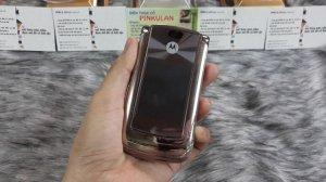 Motorola V9 màu đồng nguyên bản...