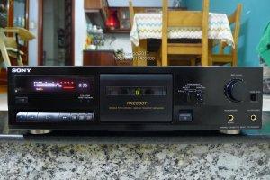SONY TC-RX2000T