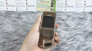 Nokia 8800 Sirocco màu gold...