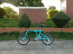 Xe đạp xếp hiệu Hummer - Hàng...